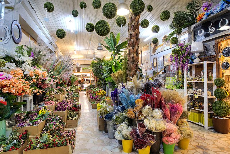 çınarlı çiçek Market